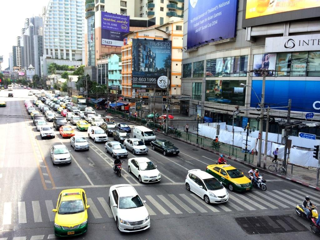 タイ・バンコクの不動産セミナーに参加