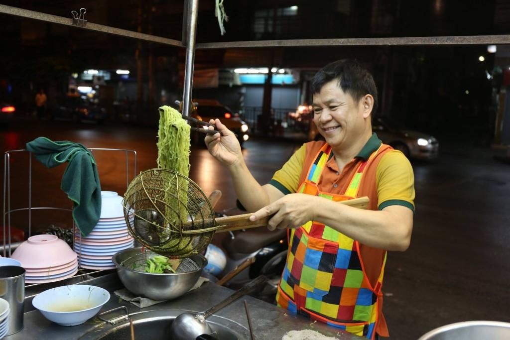 ミスター緑麺