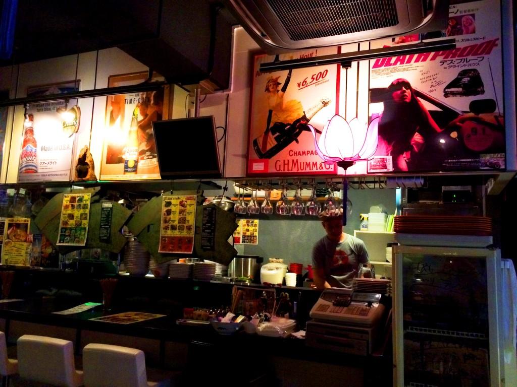 ขายร้านอาหารไทยที่คังดะ