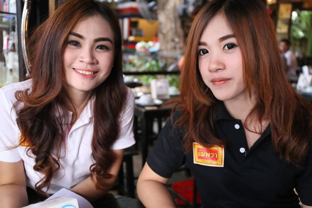 タイ人の募集の方法
