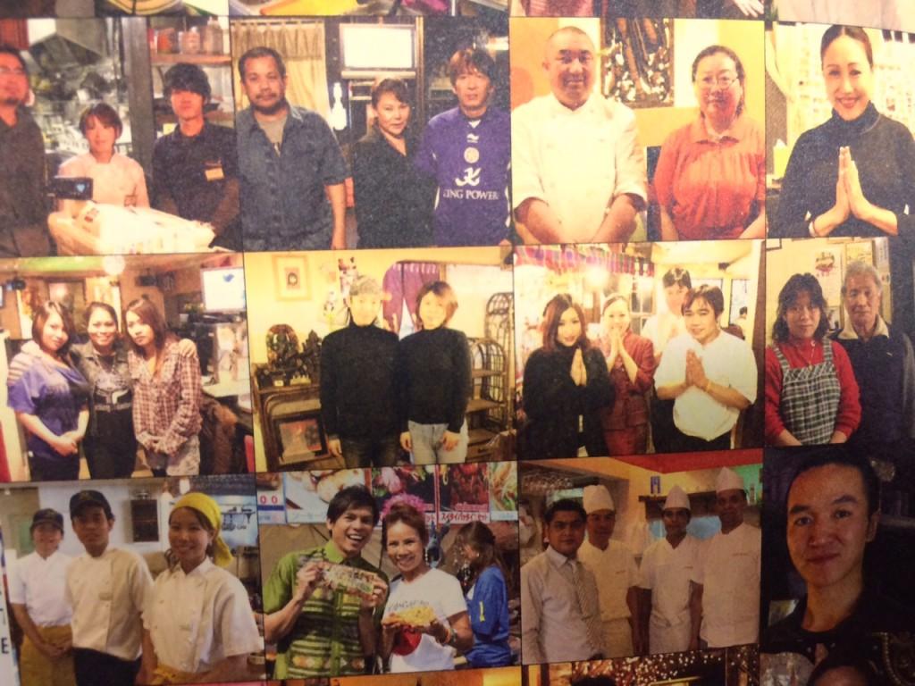 タイ料理店の素敵な人たち