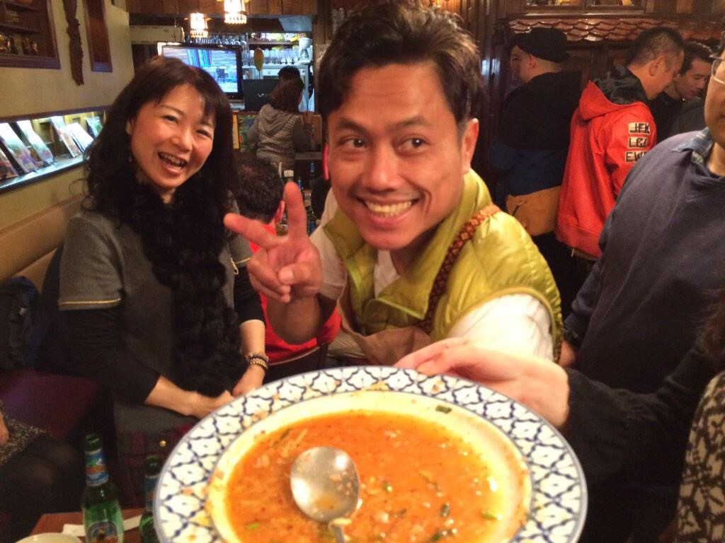 タイ料理クンメー